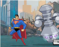 Justice league Superman j�t�k