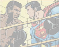 Superman vs muhammad fix my tile Superman j�t�kok